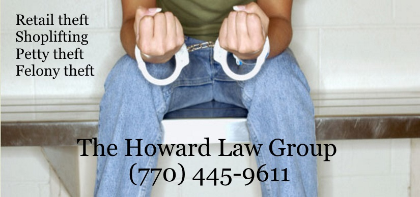 Shoplifting Defense Lawyers Atlanta
